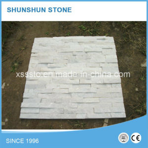 White Quartzite Culture Stone Wall Cladding for Sale pictures & photos