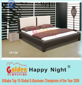China Wholesale Bed Frames 2810 pictures & photos