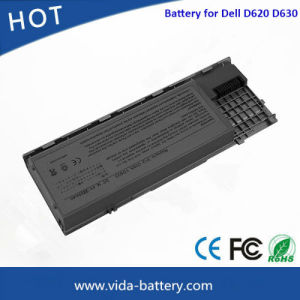 18650 Lithium Ion Battery for DELL Latitude D620 D630 Black pictures & photos