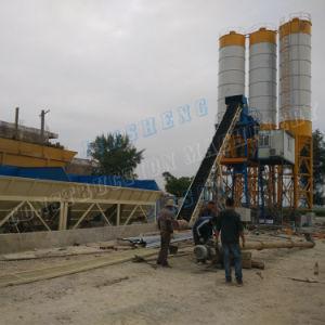 90m3/H Jinsheng Hold Concrete Batching Plant Hzs90 pictures & photos