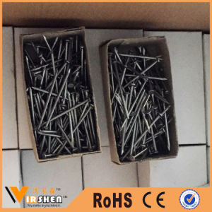 China Polished Iron Nails Common Wire Nails Factory pictures & photos