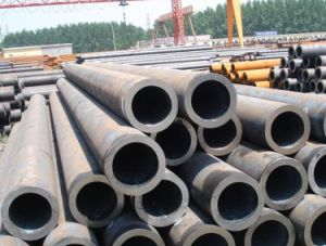 Material 10crmo910 Seamless Steel Pipe for Infrastructure pictures & photos
