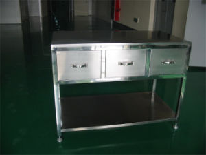 Stainless Work Table pictures & photos