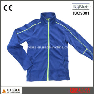 Mens Casual Outdoor Knitted Wear Cheap Fleece Jacket pictures & photos