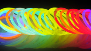 21 Pieces Glow Bracelets with Box (SZH5200) pictures & photos