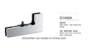 Xc-D1440A Stainless Steel Side Panel/Over Panel Top Patch Fitting pictures & photos