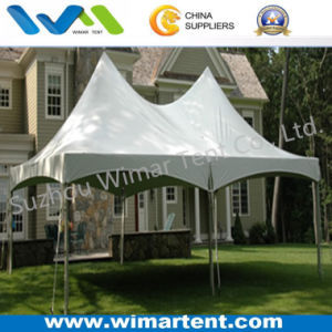 5X10m Double Peak Easy up Gazebo Tent for Backyard Party pictures & photos