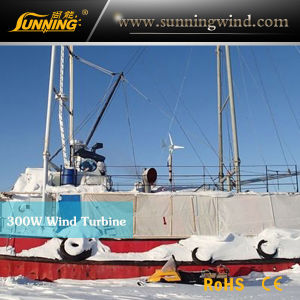 Marine Use Wind & Solar Hybird Power System Use Small Wind Power pictures & photos