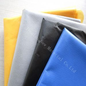 Waterproof Protective Coverall Fabric Waterproof PE Lamination Nonwoven Fabric pictures & photos