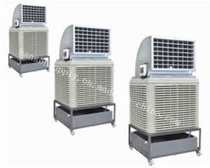 China Manufacturer 18000m3/H Portable Water Evaporative Honey Comb Air Cooler pictures & photos