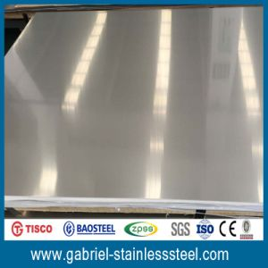 Mat Surface 26 Gauge 904L 4X8 Stainless Steel Sheet 0.5 mm Manufacturer pictures & photos