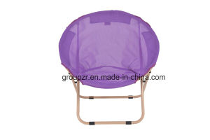 Metal Camping Beach Fishing Moon Chair pictures & photos