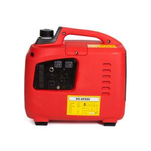 600W 0.6kw Gasoline Digital Inverter Generator (XG-SF600) Home Use