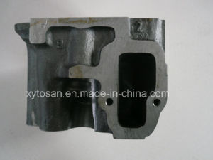 for Benz Cylinder Head for Mercedes-Benz Om441 Om442 Engine Head pictures & photos