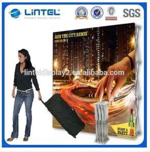 Folding Photography Backdrop Banner Stand Display pictures & photos