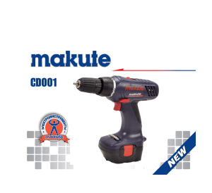 Cordless Drill of 12V/14.4V/18V with Ce (CD001) pictures & photos