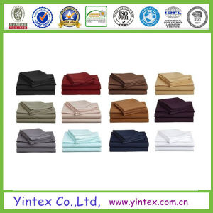 1800 Collection Ultra Soft Brushed Microfiber Bed Sheet pictures & photos