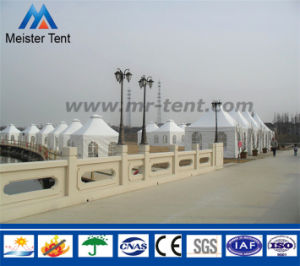 Outdoor Arabian Canvas Wall Pagoda Tent for Events pictures & photos