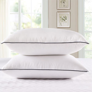 Luxury Washable Hotel Polyester Pillow pictures & photos
