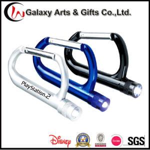Most Popular LED Flashlight Aluminum Carabiner