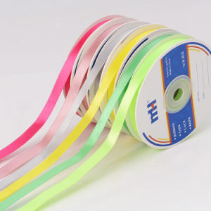 """3/8"""" (10mm) Single Faced Satin Ribbon pictures & photos"""