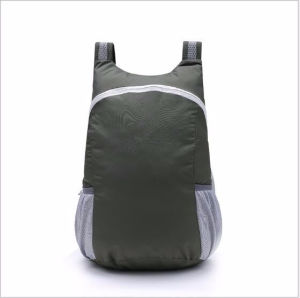 Portable Sports Bag Folding Backpack Outdoor Climbing Hiking Cycling Bag pictures & photos