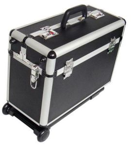 OEM Professional Aluminum Trolley Carrying Case pictures & photos