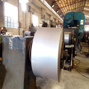 Slit Edge 304 Cold Rolled Stainless Steel Coil pictures & photos