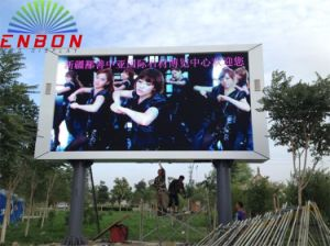High Definition P6 SMD 3 in 1 RGB Outdoor Advertising LED Billboard pictures & photos