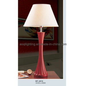 Classic Chinese Modern Table Lamp (MT-6616) pictures & photos