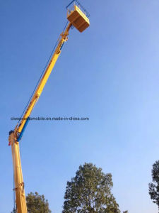 20m Lhr Rhd Over Head Operation High Lift Working Truck for Sale pictures & photos