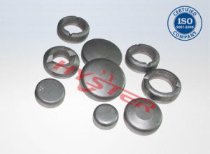 63HRC High Chromium White Iron Domite Wear Donuts / Wear Buttons for Mining Abrasion pictures & photos