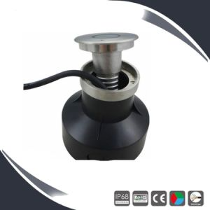 3W High Power Recessed LED Underwater Light, Pool Lamp pictures & photos