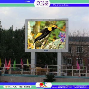 Outdoor High Definition Advertising Board P6 pictures & photos
