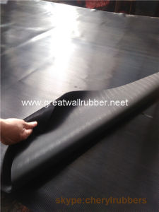 Non-Slip Insulation Rubber Floor, Rubber Sheet, Rubber Mat pictures & photos