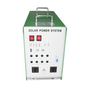 Home Used Solar Power System 1000W All-in-One Machine pictures & photos