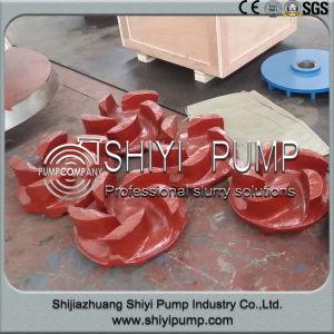 6/4 Ah Slurry Pump Wear Resistant High Chrome Anti-Abrasion Impeller pictures & photos