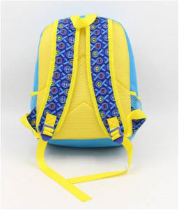 Blue 600d Polyester Thomas Student Backpack/Drawstring Shoulder Bags pictures & photos