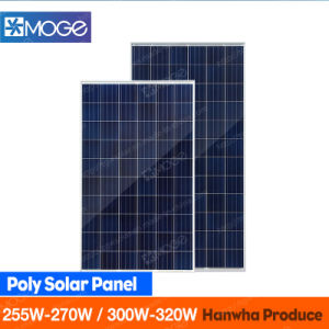 Morego PV Solar Panels Power System / Generator 2kw 5kw 20kw pictures & photos
