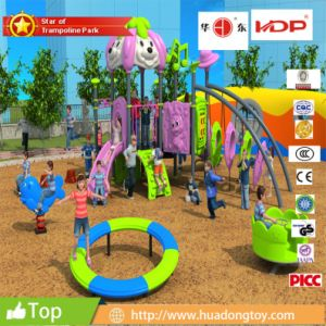 2017 Amusement Equipment for Preschool Kids, Outdoor Play Ground for Children pictures & photos