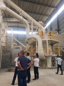 Vsunny 400-6000 Mesh Ultrafine Grinding Mill Used for Non-Metallic Minerals