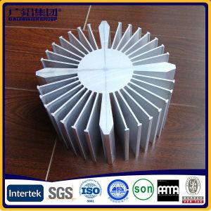 Thermal Break Aluminium Profiles for Casement Windows pictures & photos