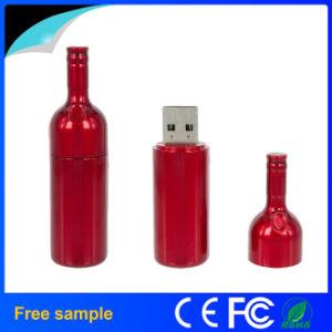 Wholesale Multicolor Metal Wine Bottler USB Flash Drive 4GB pictures & photos