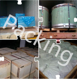 Foshan High Quanlity Cold Rolled 201 2b Stainless Steel Circle pictures & photos