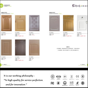 PVC Doors for Kitchen (new designs) pictures & photos