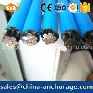 12.7mm Metal Steel Prestressed Flat Anchorage 7 Wire PC Strand pictures & photos