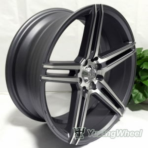 Hot Sale 17 X 7.5 Inch Alloy Car Wheel Rims pictures & photos