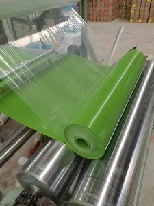 1mm 100% Virgin Silicone Rubber Sheet pictures & photos
