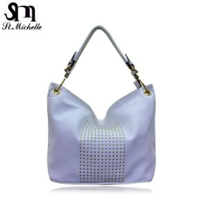 Best White Leather Hobo Handbags for Women pictures & photos