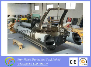 Ce Inflatable Sport Boat Fishing Boat Rescure Boat pictures & photos